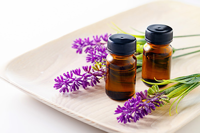 pure organic essential oils