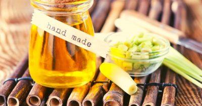 lemongrass essential oil blends with